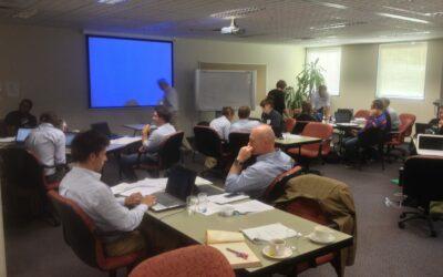 Support for workshop on data presentation and interpretation (AIA116)