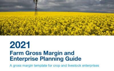 2021 Farm Gross Margin Guide