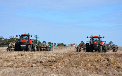 Hart advanced cropping systems and stubble handling (H113)