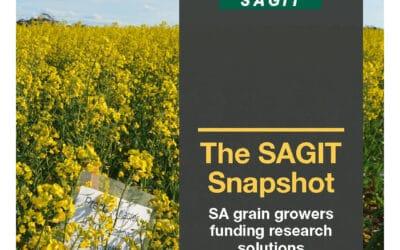 2019 SAGIT Snapshot booklet